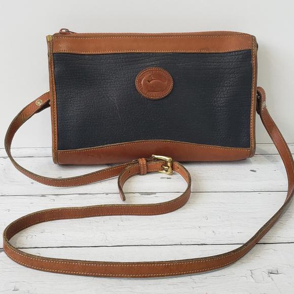 Dooney & Bourke Handbags - Dooney & Bourke VINTAGE Crossbody All Weather